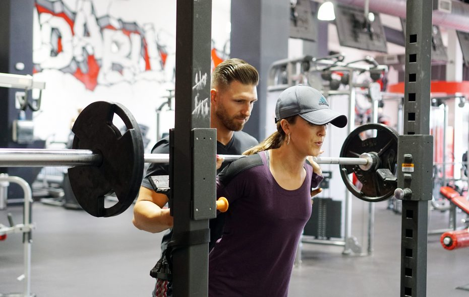 """Justin Draper, owner of Jada Blitz Training, works with brides to achieve realistic fitness goals based on their timeline to """"I Do."""" (Dave Jarosz)"""