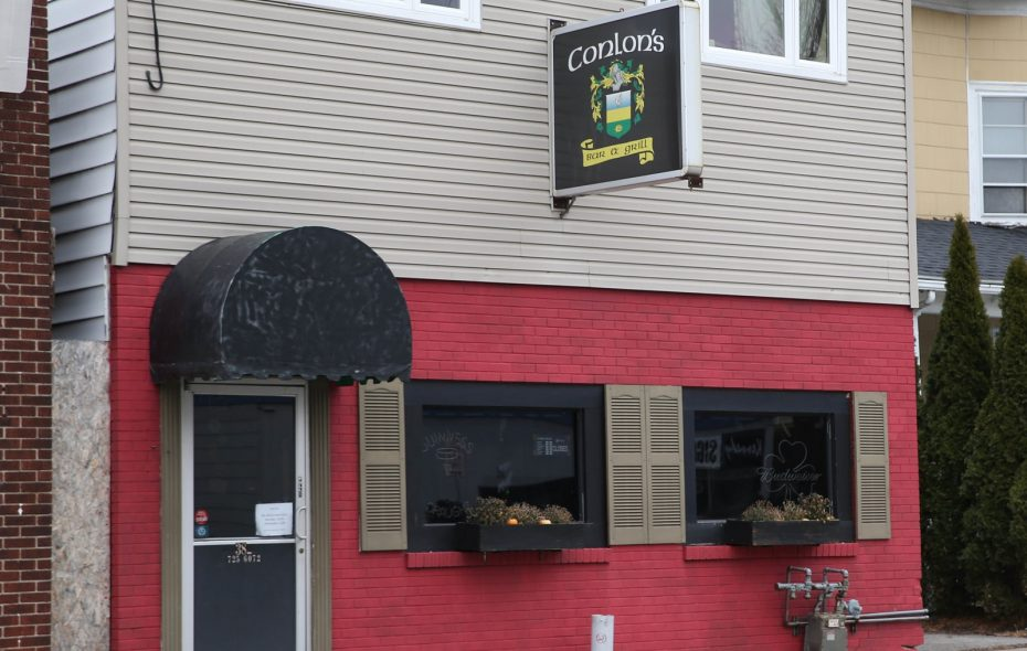 Conlon's, at 382 Abbott Road in South Buffalo, reopened in November, and serves two days a week. (Sharon Cantillon/News file photo)