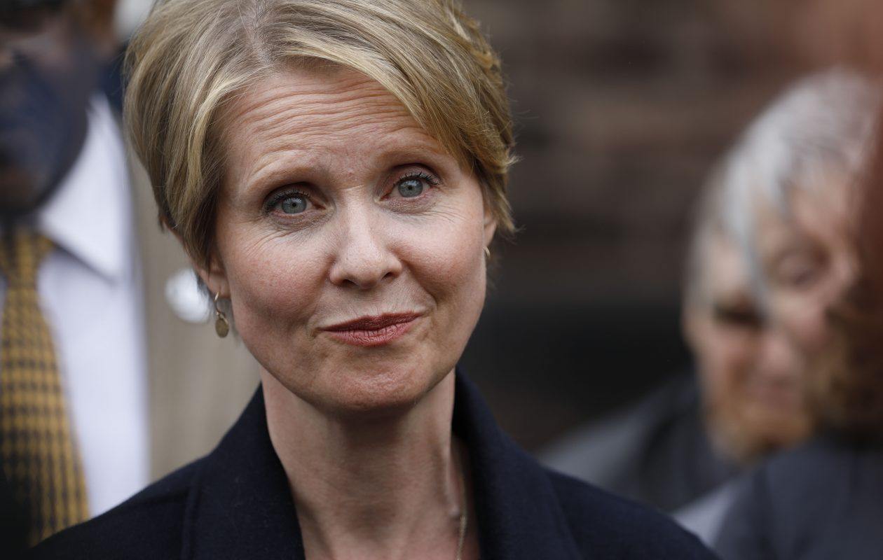 Cynthia Nixon Cuomo Is Bad But Better Than Molinaro