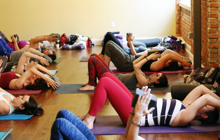 East Meets West Yoga is one of four yoga businesses that will offer free classes to veterans and active duty service members next week.
