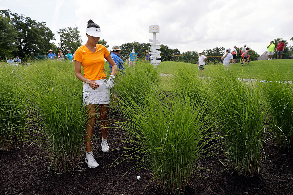 The truth is that everyone is going to hit bad shots from time to time. (Getty Images)