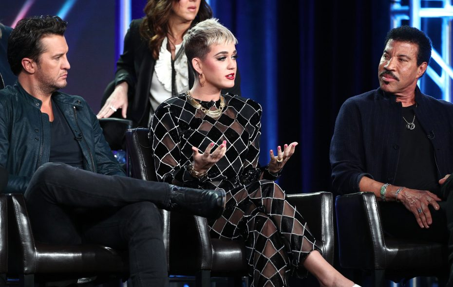 """American Idol"" judges Luke Bryan, Katy Perry and Lionel Richie aren't expected to be here for one day of auditions before ""American Idol"" producers. (Getty Images)"