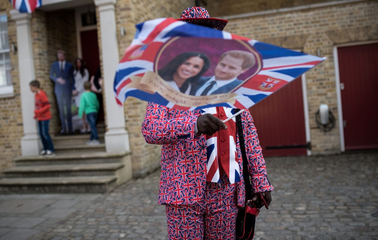 Fans of the Royal Wedding are gearing up for Saturday's festivities. Even in Buffalo! Here's how you can celebrate. (Oli Scarff/Getty Images)