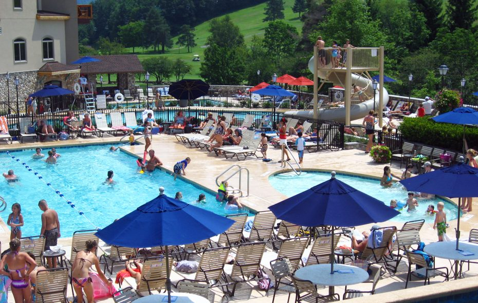 Holiday Valley offers individual and family swim memberships. (Holiday Valley)