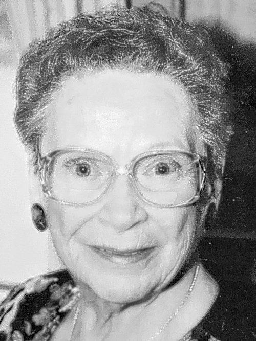 MOGFORD, Florine E. (Fischer)