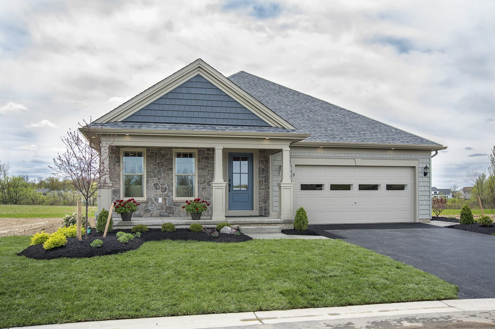 Marranou0027s New Patio Home Model Opens In Long Awaited Summerwind In South  Lancaster