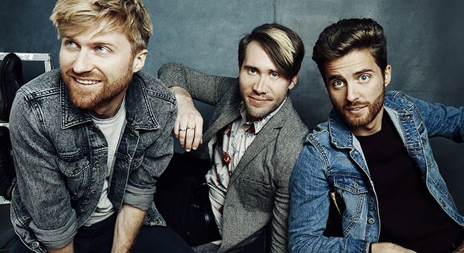 Jukebox the Ghost will perform at the Tralf Music Hall.