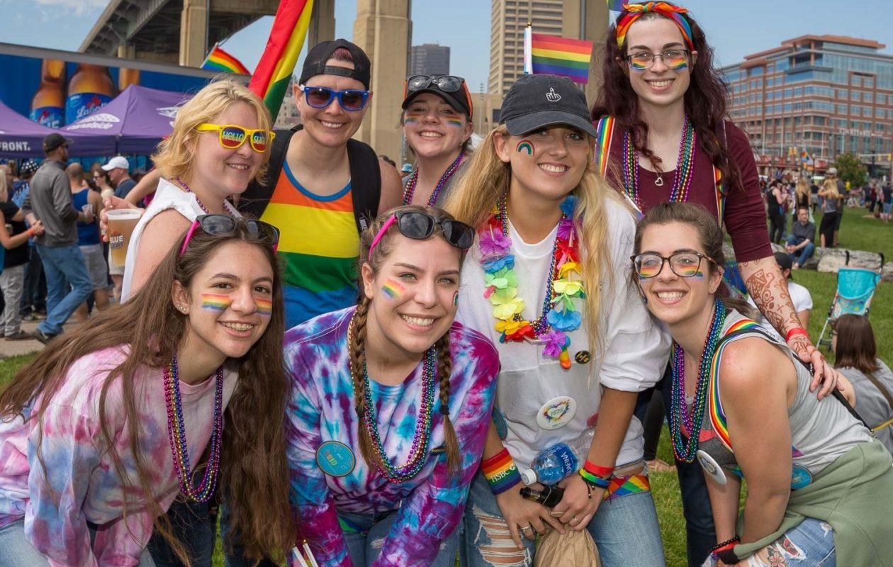 The Pride Festival concludes Buffalo Pride Week on Sunday at Canalside. (Don Nieman/Special to The News)