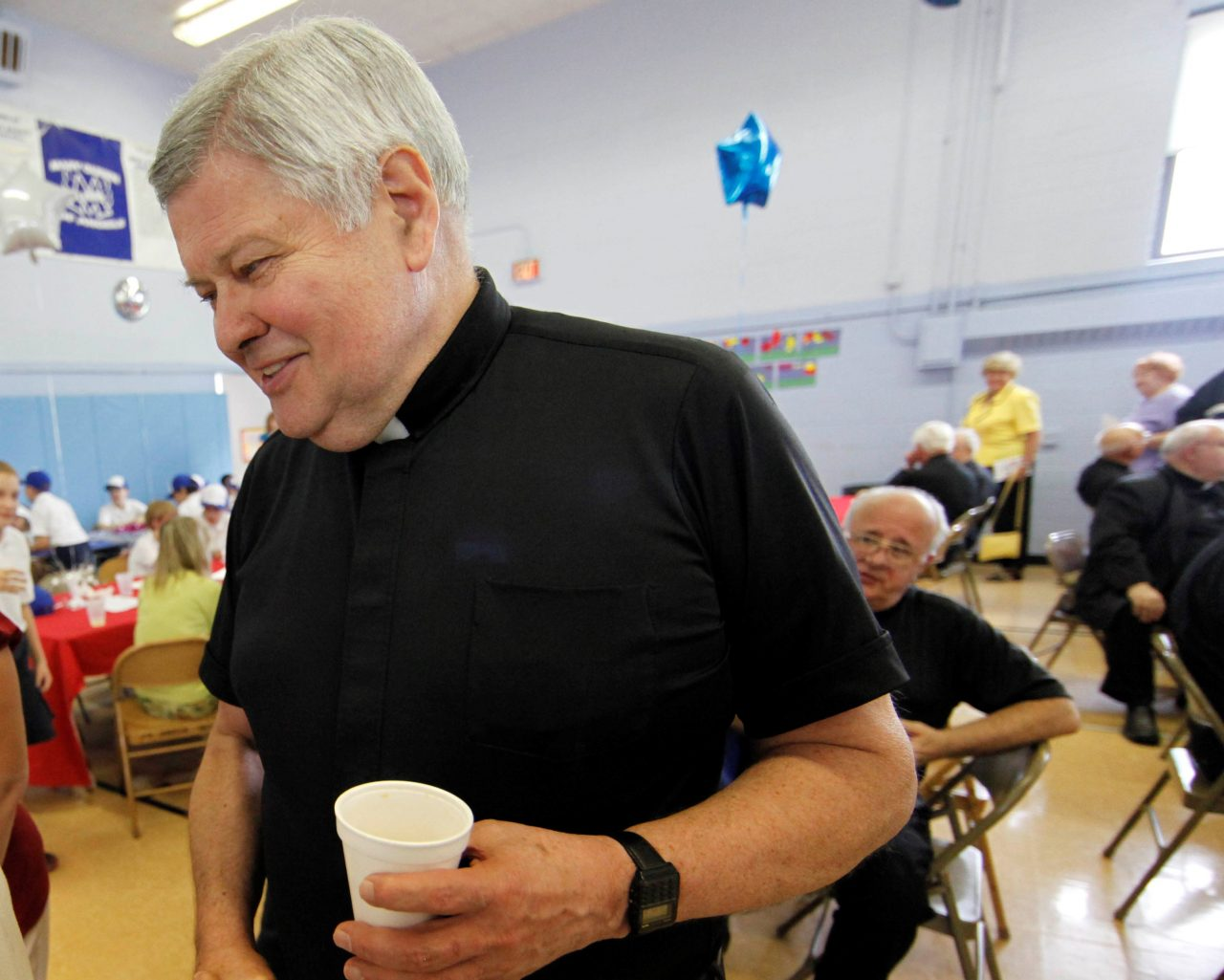 Priest investigated by DA identified, had prior accusation of abuse