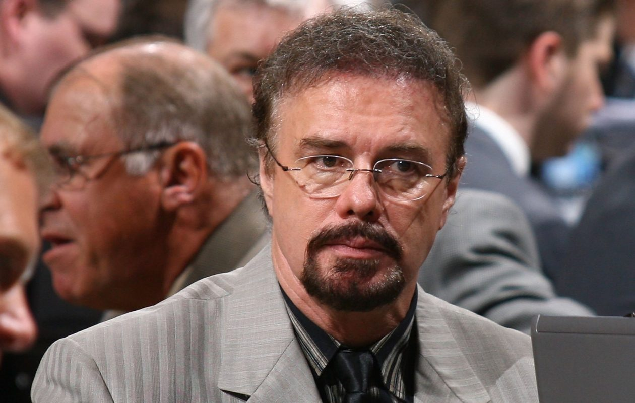 Former Sabres coach and player Rick Dudley does most of his scouting from Buffalo. (Getty Images)