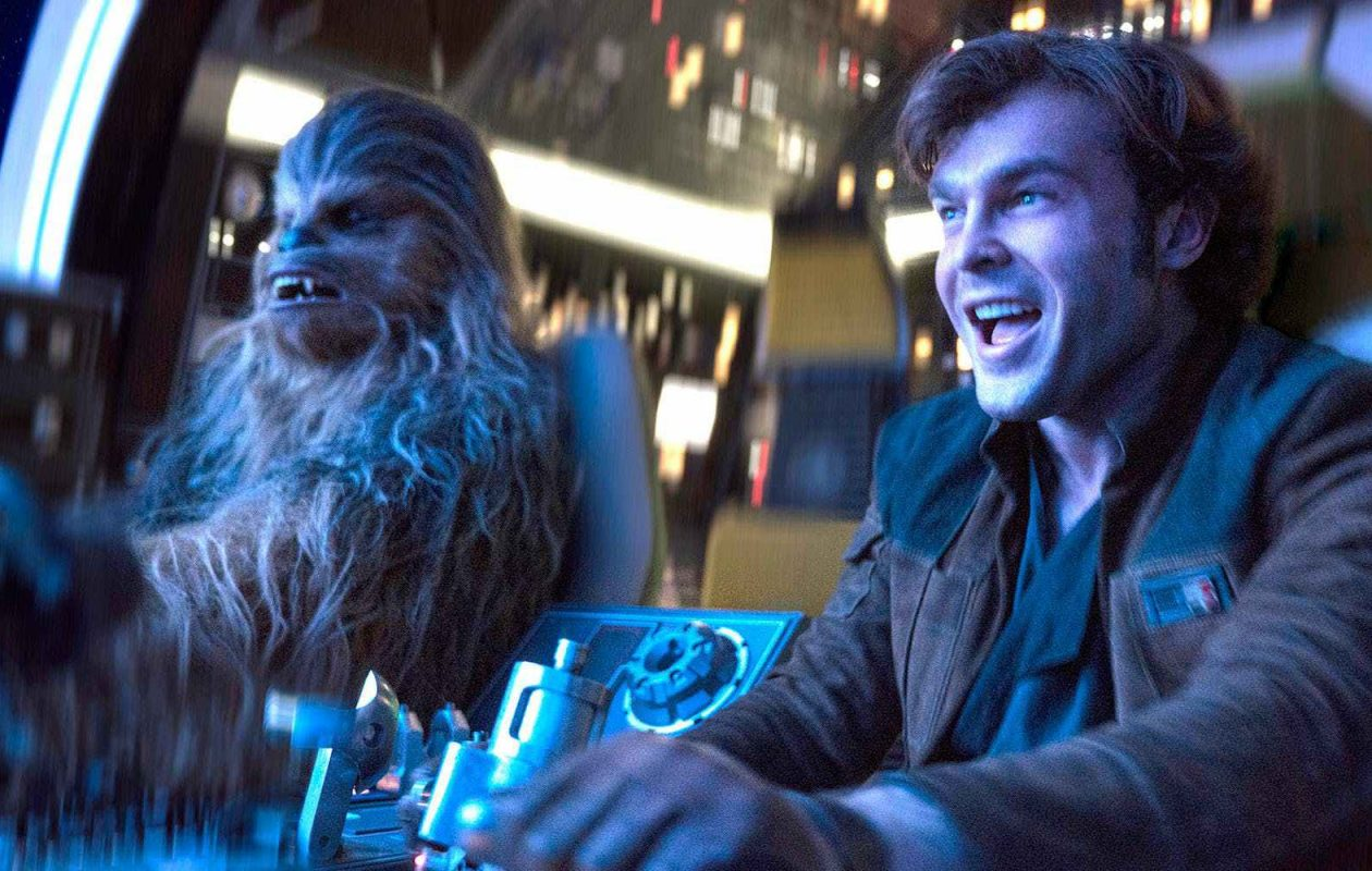 Kids will enjoy 'Solo: A Star Wars Story.'