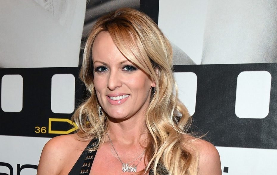 Adult film actress/director Stormy Daniels pictured in  2017 in Las Vegas, has an appearance scheduled in Western New York on her new tour. (Ethan Miller/Getty Images)