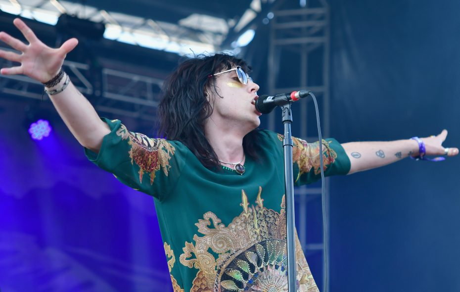 Luke Spiller and The Struts will return to Rapids Theatre in Niagara Falls. (Getty Images)
