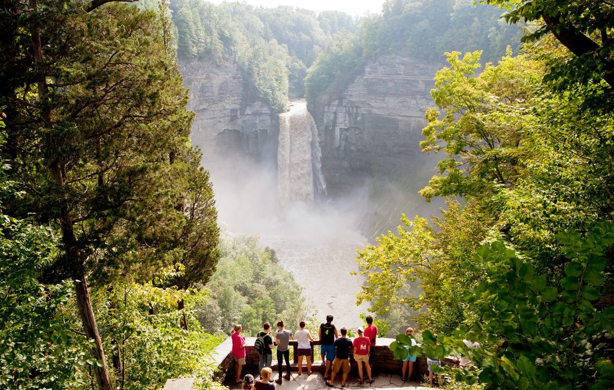 Taughannock Falls (Kristian Reynolds)