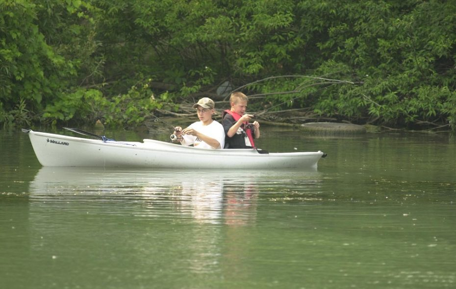 National Fishing and Boating Week offers plenty of activities
