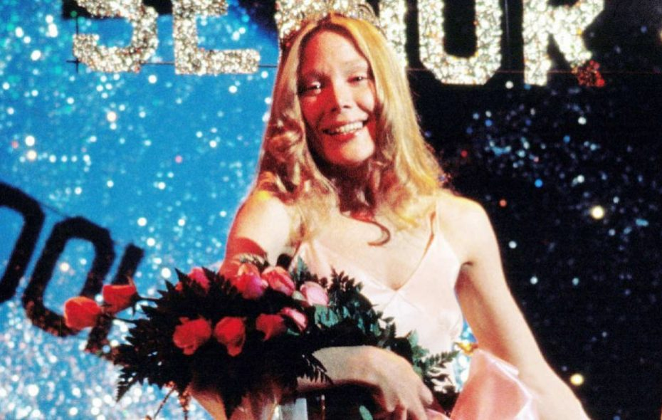 "Get dressed for the prom and enjoy a screening of ""Carrie,"" starring Sissy Spacek, as part of ""Thursday Night Terrors."""