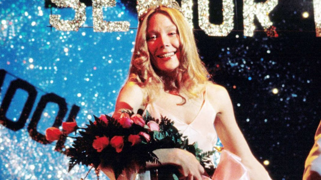 Sissy Spacek received an Oscar nomination for the 1976 film 'Carrie.'