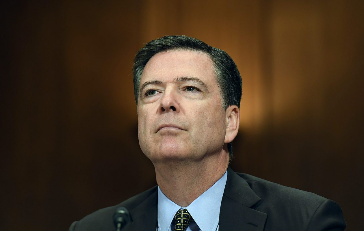 James Comey (Washington Post file photo by Matt McClain)