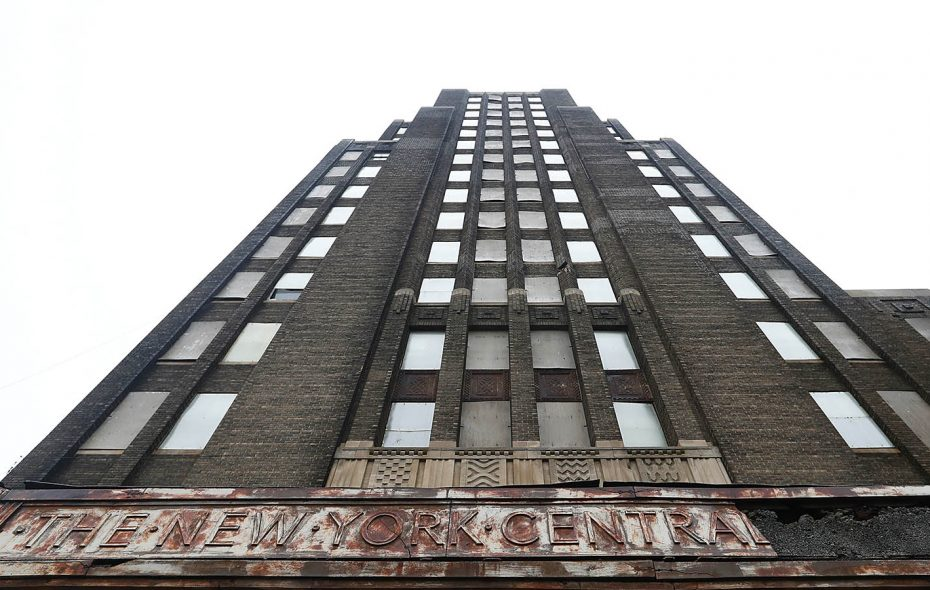 The volunteer-driven Central Terminal Restoration Corp. will discuss progress at the iconic East Side landmark. (Sharon Cantillon/Buffalo News)