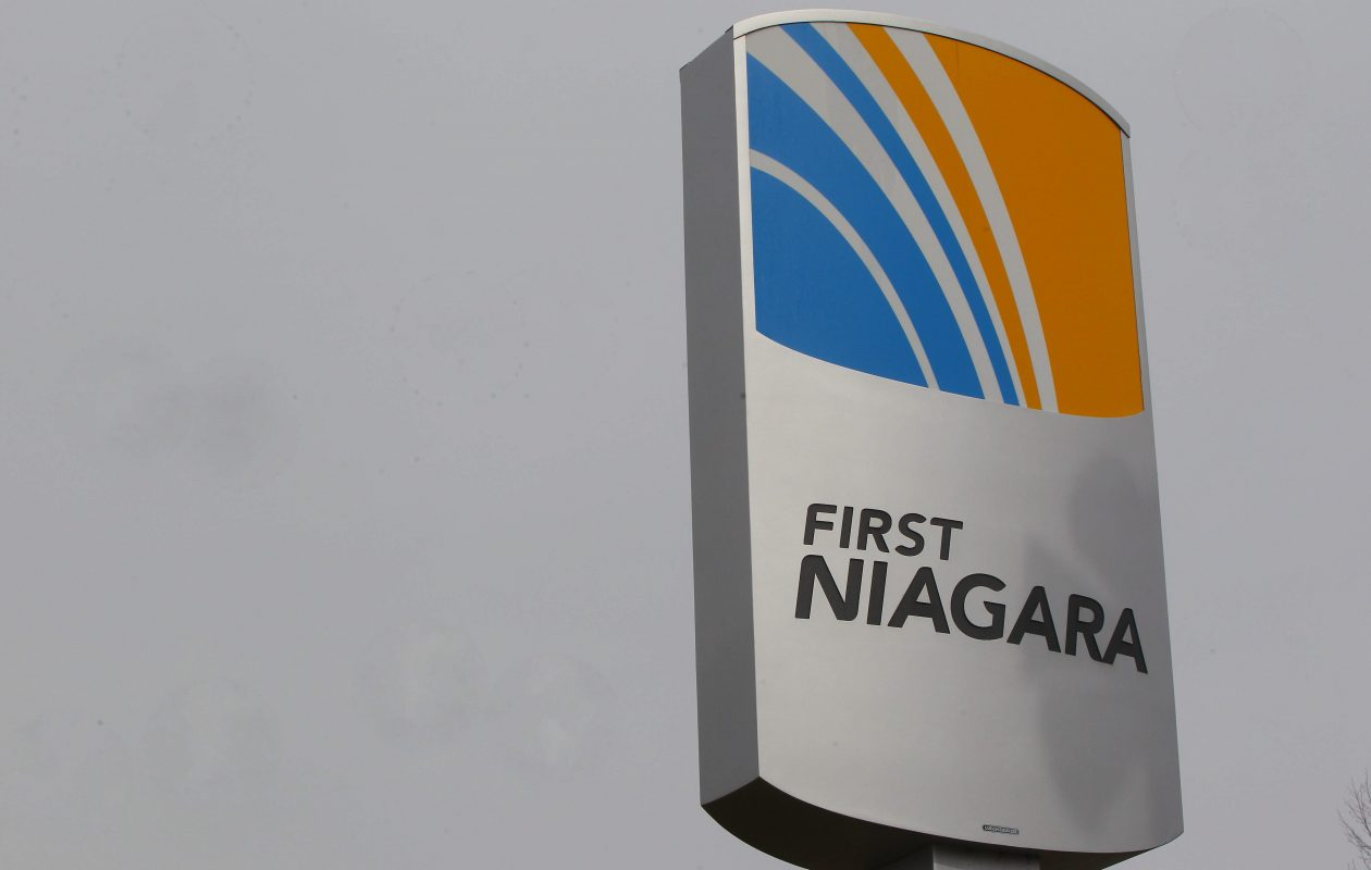 A North Tonawanda developer bought a former First Niagara branch in Amherst. (News file photo)