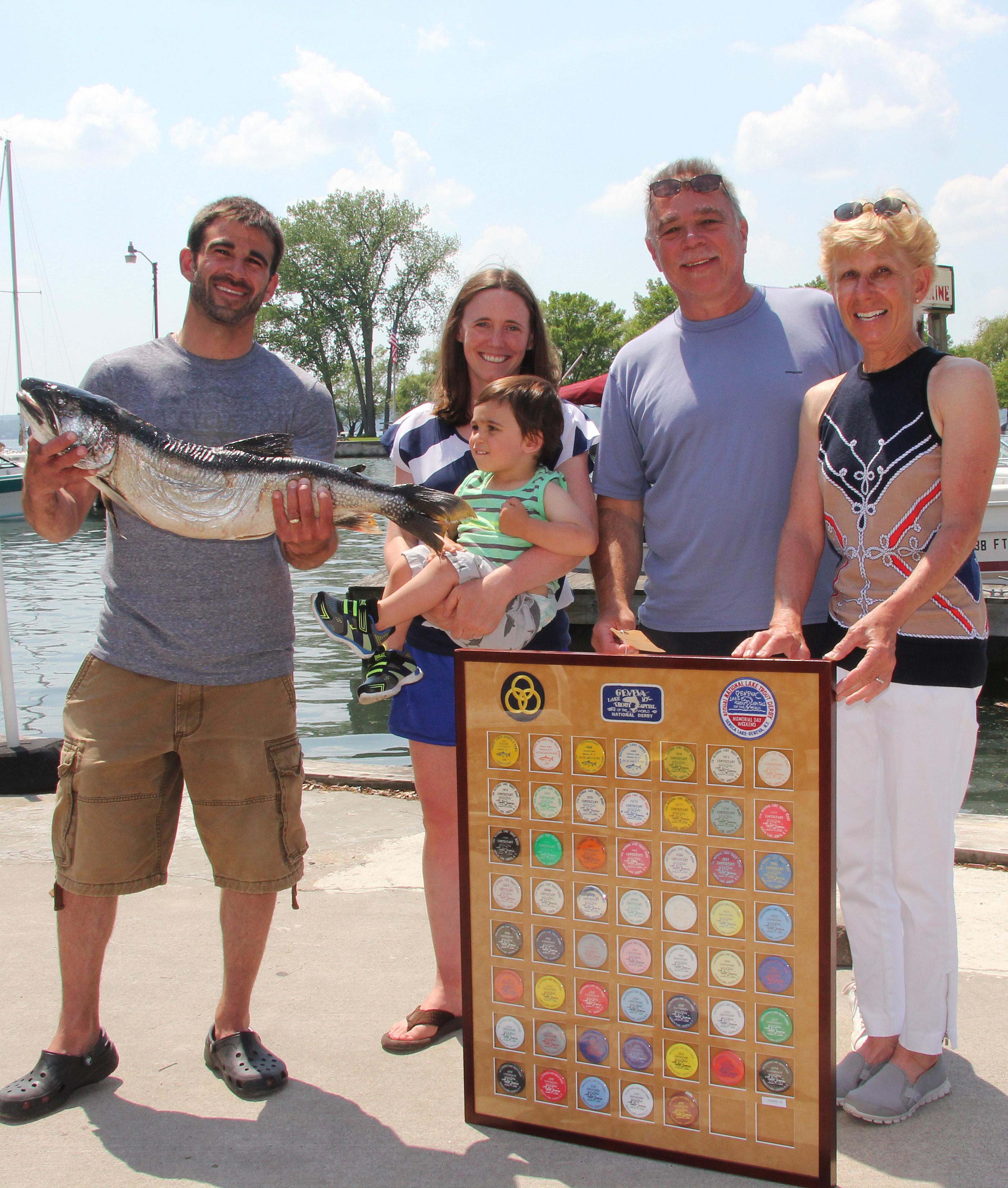 Gugliotta wins Seneca Lake Derby – The Buffalo News