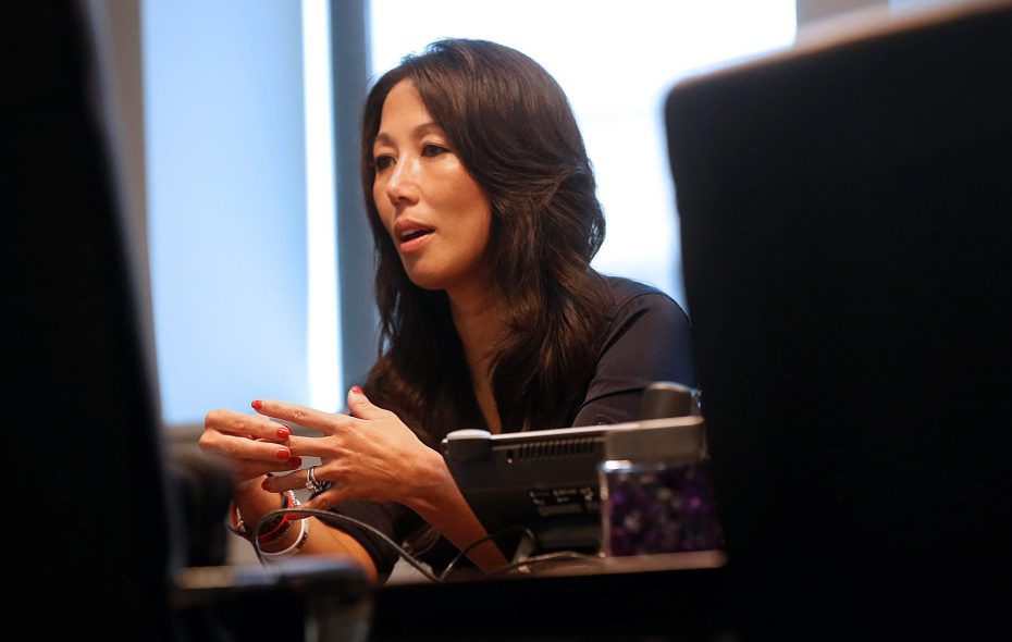 Kim Pegula was named co-chair of the NHL's Diversity and Inclusion Senior Leadership Council. (Robert Kirkham/News file photo)
