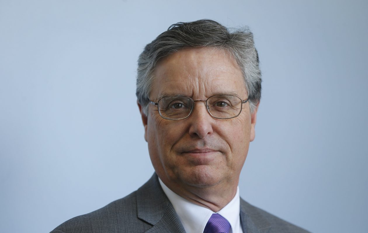 Kevin B. Klotzbach is set to retire as CFO of Financial Institutions in March 2019.   (Mark Mulville/Buffalo News)