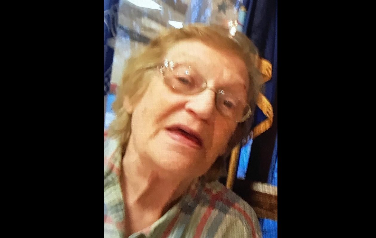 Marlene J. Martin, 84, of Wilson, was last seen Sunday night leaving the Elks Lodge on North Canal Road in Lockport. (Courtesy Niagara County Sheriff's Office)