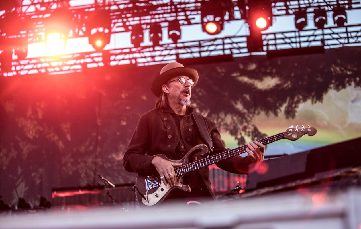 Les Claypool and Primus performed Wednesday evening in Artpark. (Chuck Alaimo/Special to The News)