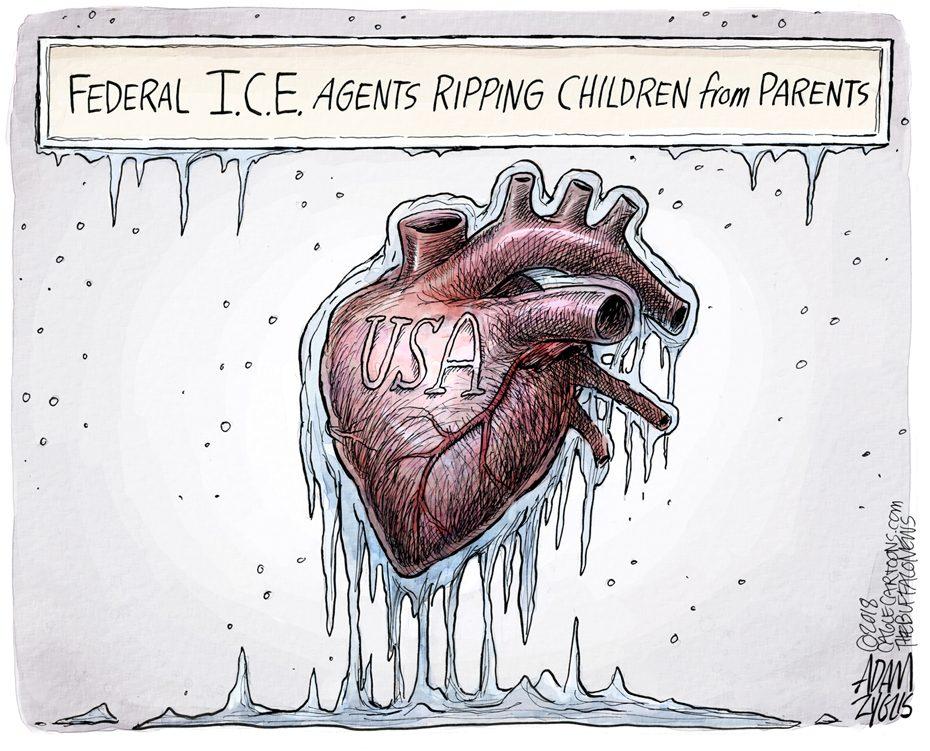 New American ICE Age: June 17, 2018