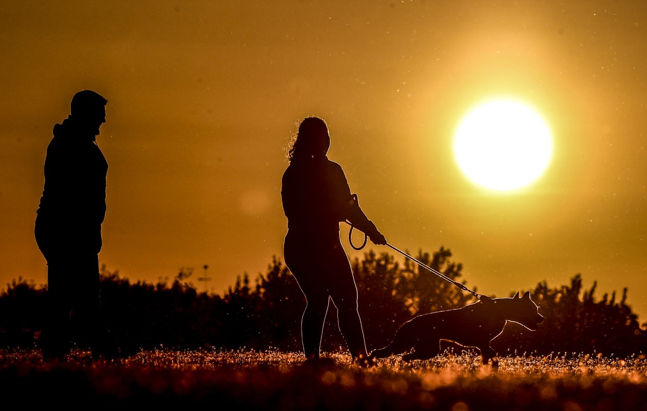 It's going to be another abnormally hot and humid July day across Western New York, National Weather Service forecasters said. (James P. McCoy/News file photo)
