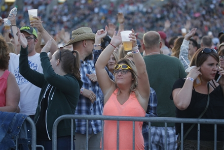 The 2018 Taste of Country at Coca-Cola Field