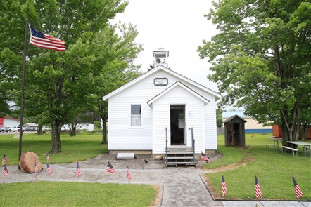 Originally built in 1857, Schoolhouse #8 was one of several one-room schoolhouses in the North Collins area that provided public education for almost a century. These small rural schoolhouses were closed in 1950 when centralization of the school district was finalized. The museum is open 1 to 4 p.m. Sundays through Oct. 14.