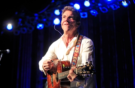 Dennis Quaid's film career has spanned more than 40 years. Now, the Houston native is fronting his own rock and country soul outfit, the Sharks. The tour brought Dennis Quaid and the Sharks here for a show on Saturday, June 23, 2018, in the Bear's Den at Seneca Niagara Casino in Niagara Falls.