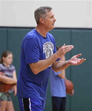 Christian Laettner Basketball Academy