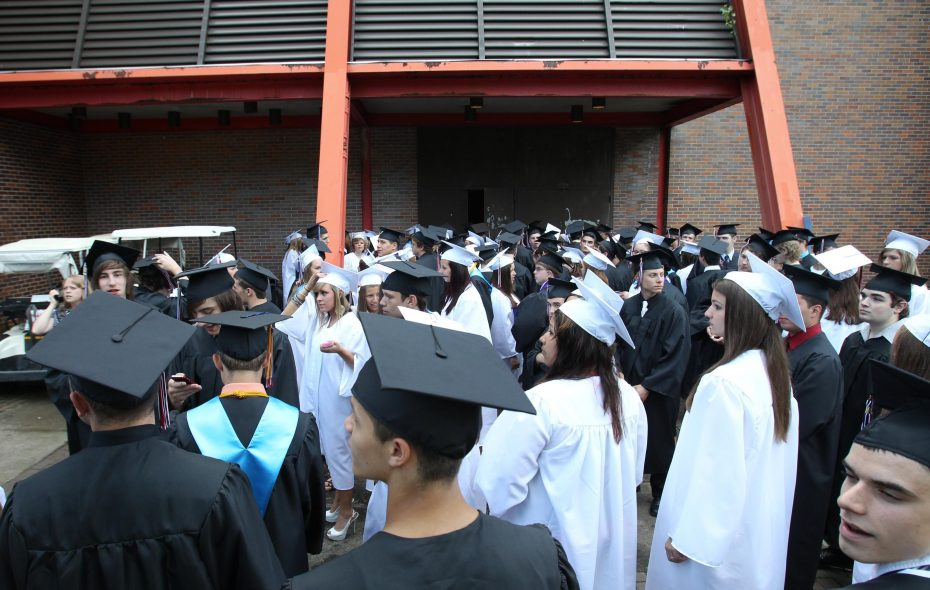 Students have more than one path to graduation in New York, but all of them need to prepare students for the next phase in their lives. (James P. McCoy/News file photo)
