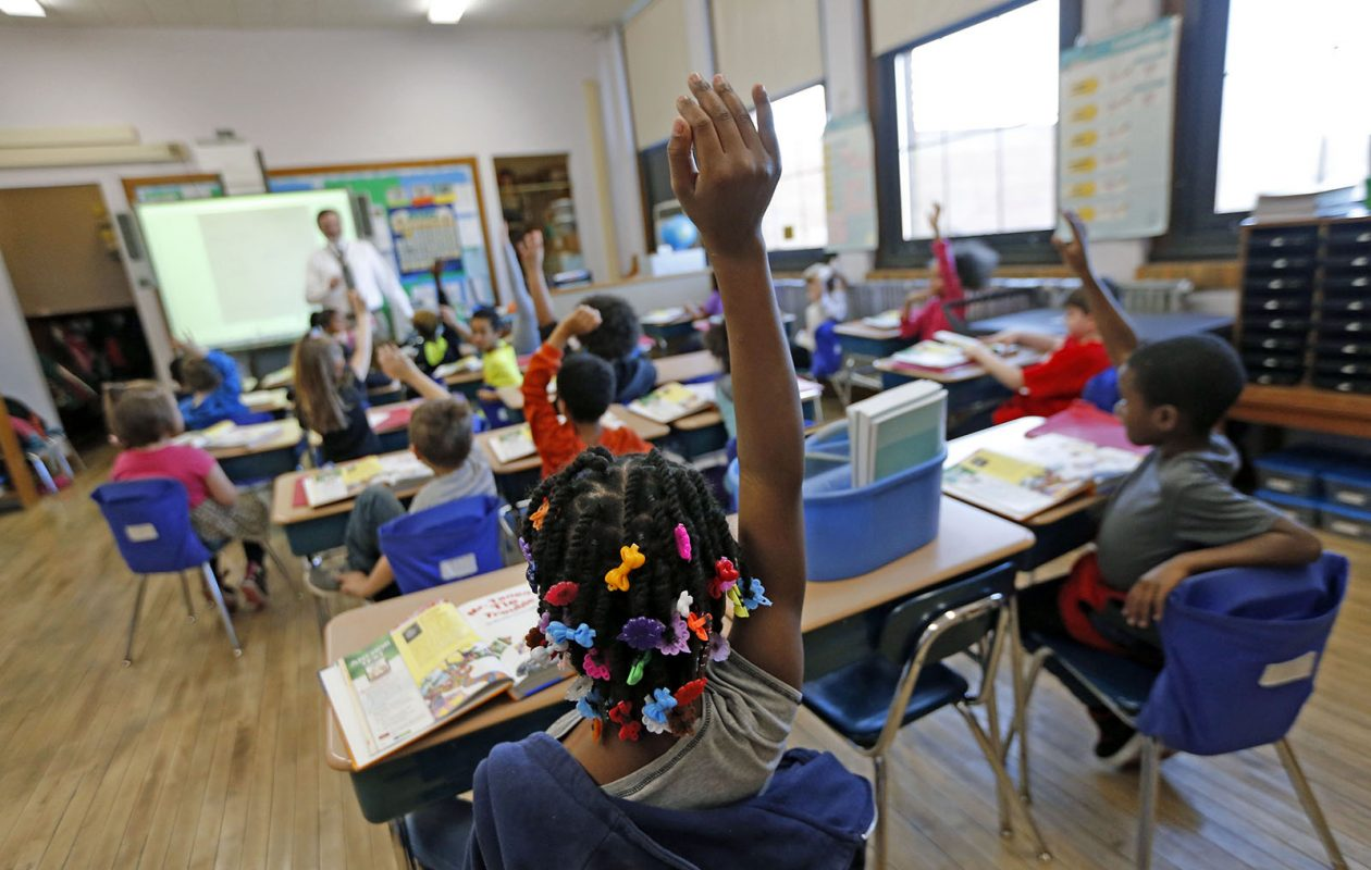 A new report highlights the gaps in access and opportunity for many students of color throughout New York State. All students need to be challenged to meet their potential. (Robert Kirkham/News file photo)