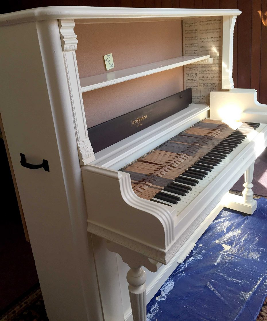 from piano to piano desk the buffalo news. Black Bedroom Furniture Sets. Home Design Ideas