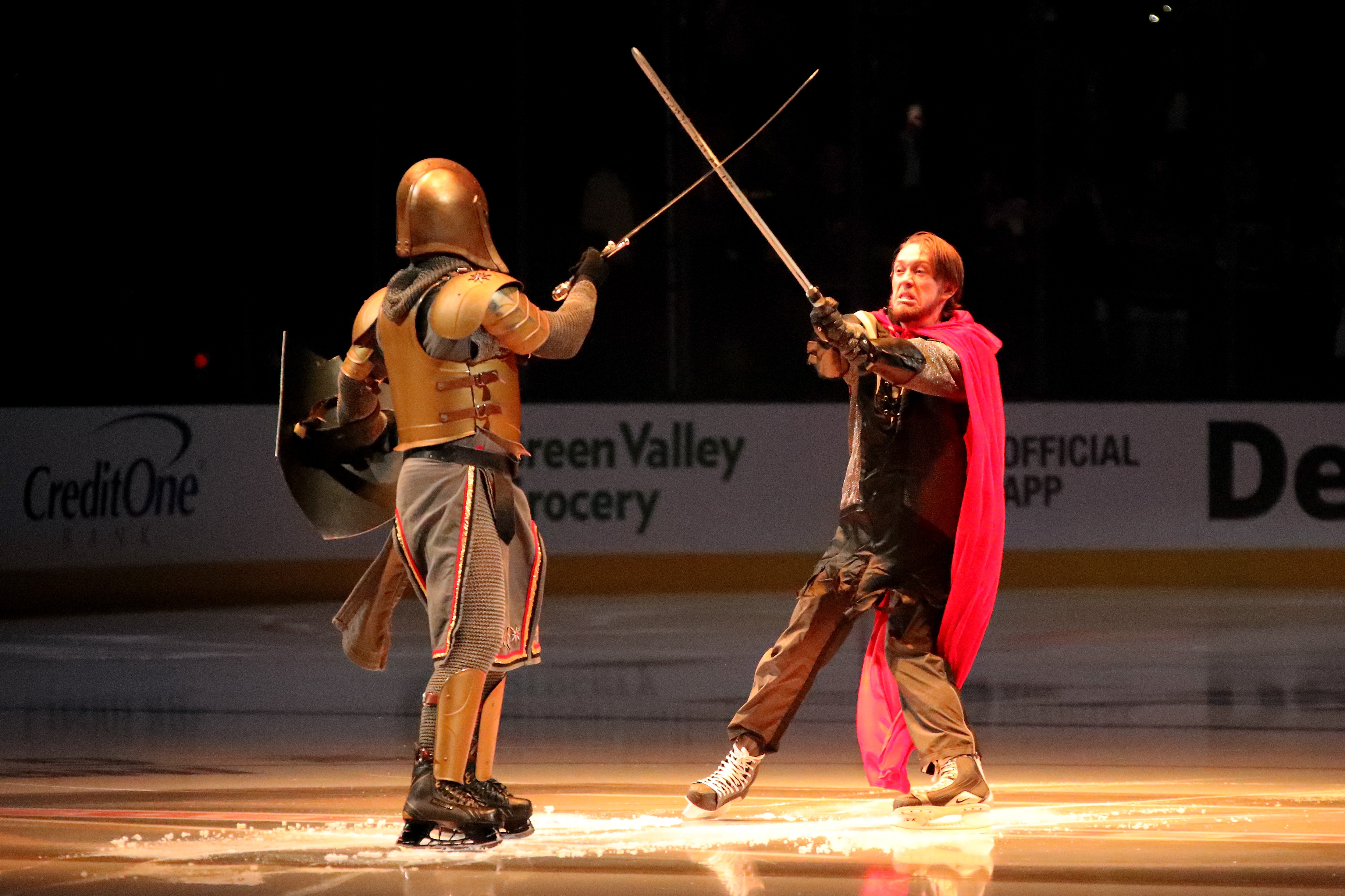 'The Golden Knights' army has grown': In Vegas, a Buffalonian