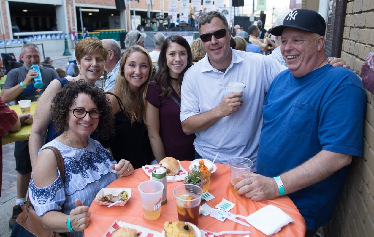 The BBQ and Blues Bash by Gateway-Longview returns for another year on Saturday. (Chuck Alaimo/Special to The News)