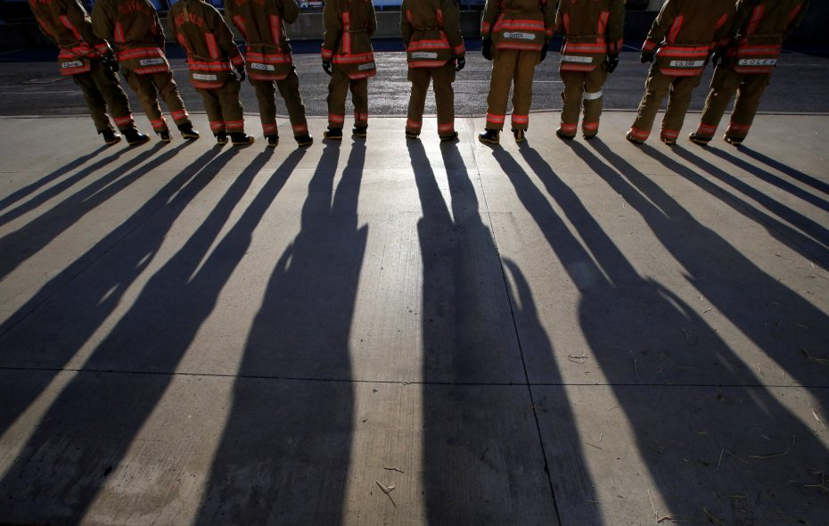 The long, grueling road to becoming a Buffalo firefighter