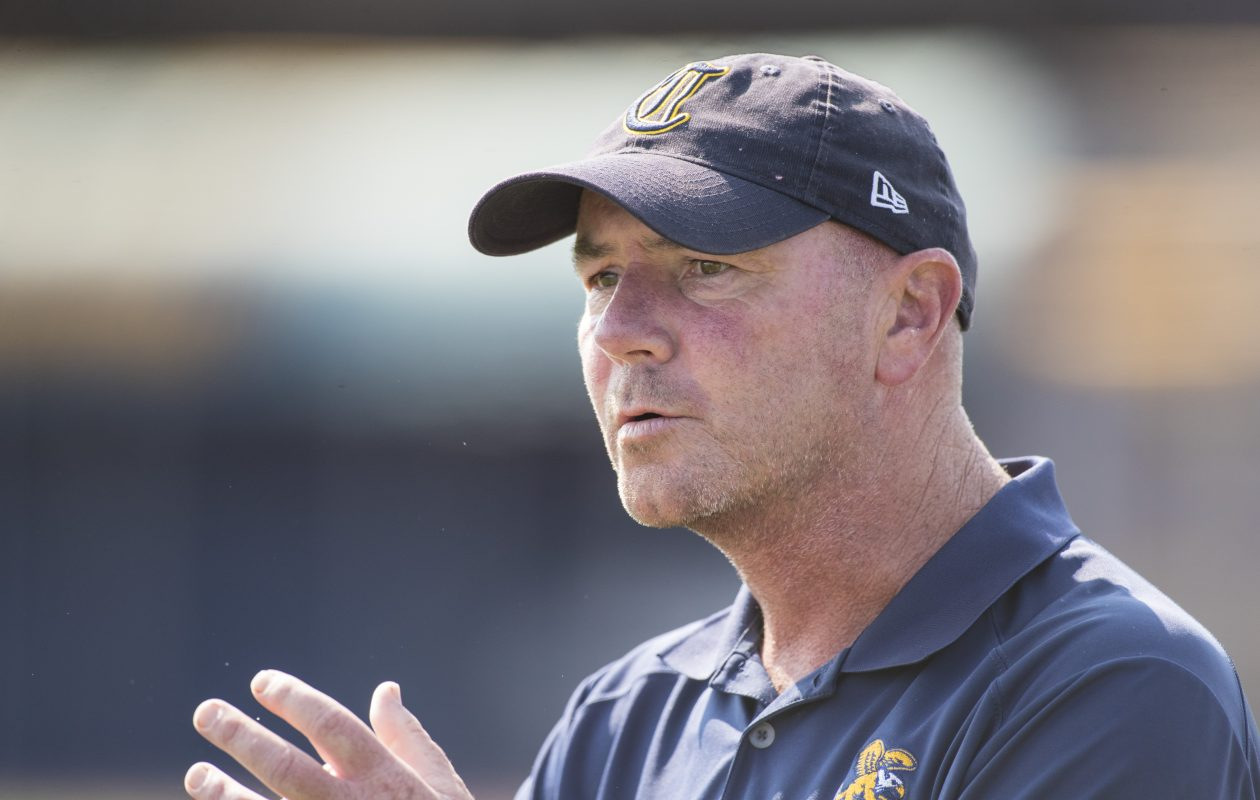 Canisius College soccer coach Dermont McGrane.(Provided by Canisius College)