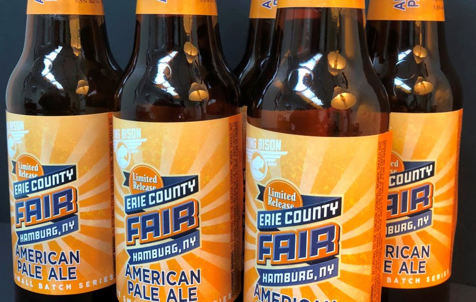 Erie County Fair will have its own limited edition beer this year.