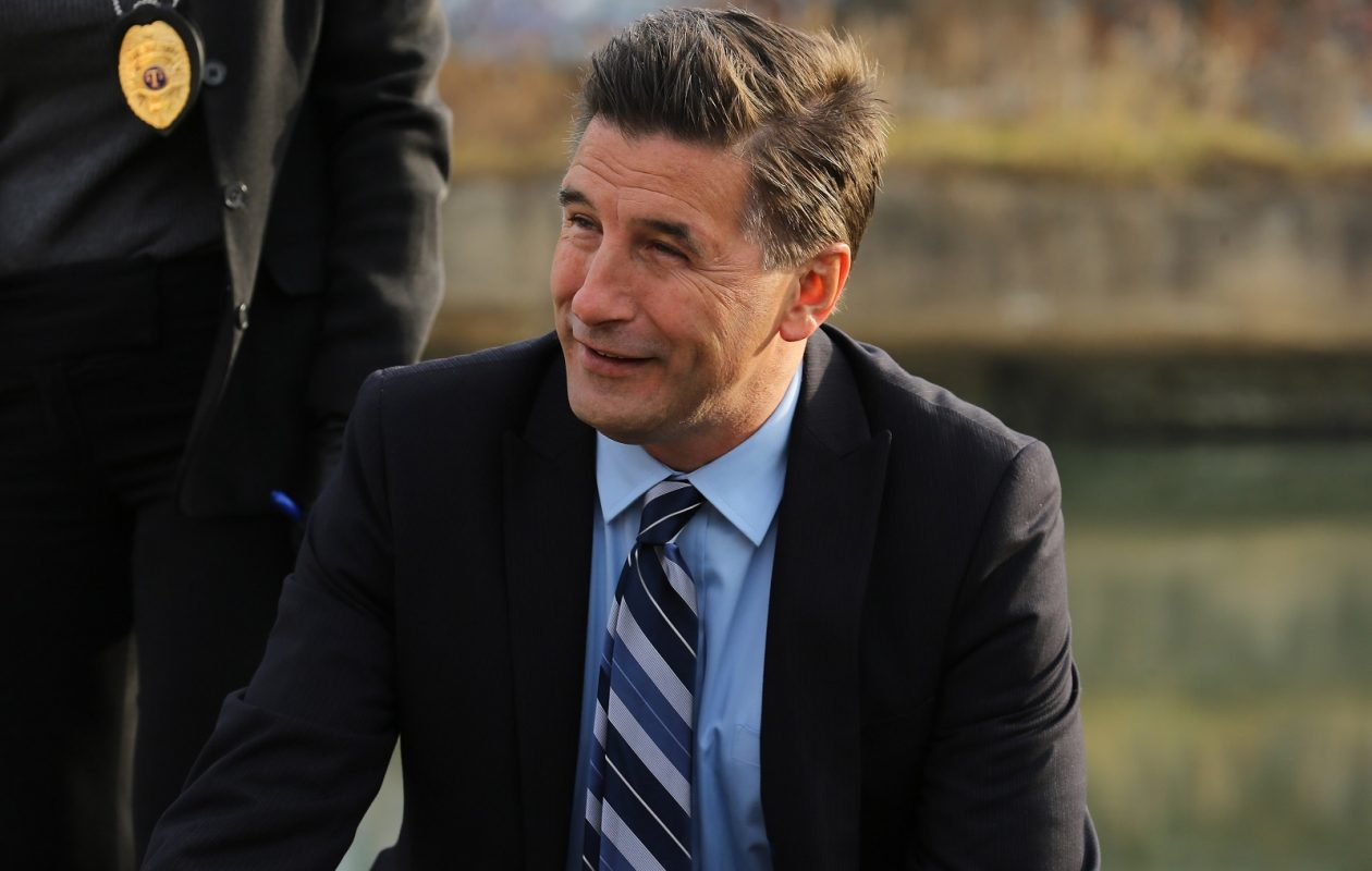 William Baldwin will be one of the major cast members on the USA Network show 'The Purge.' (Neilson Barnard/Getty Images)