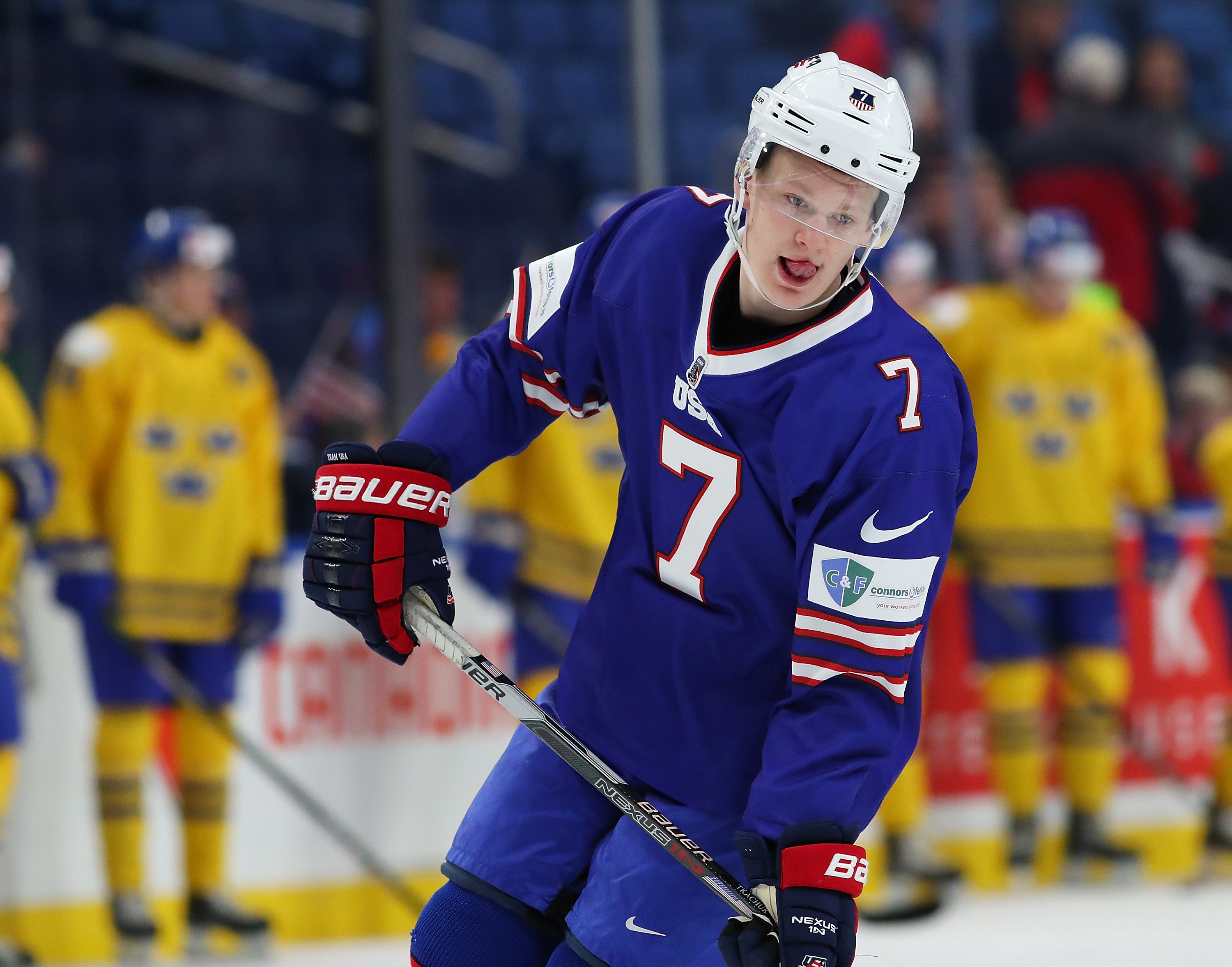 NHL Draft: 10 names to know other than Rasmus Dahlin