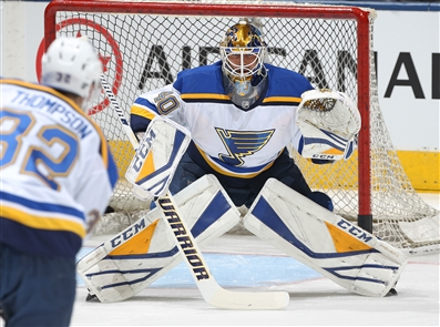Carter Hutton: 5 things about the new Sabres goalie