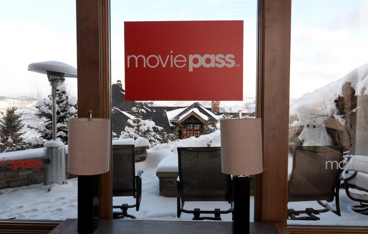 The News' Alan Pergament tried MoviePass and loved it. (Daniel Boczarski/Getty Images)