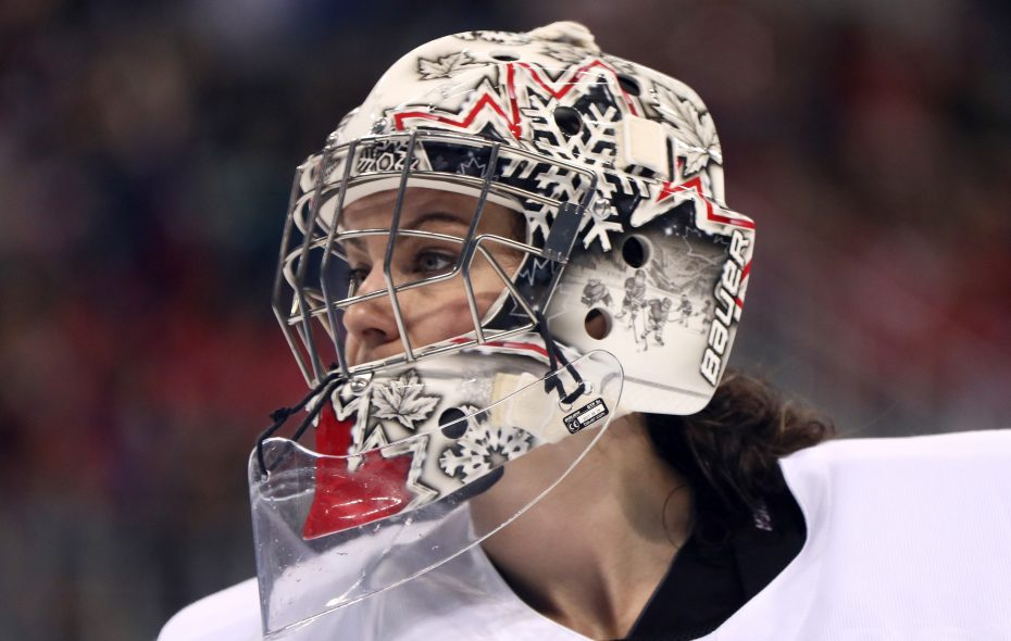 Shannon Szabados. (Getty Images)