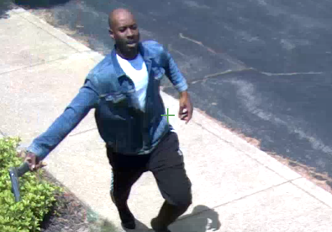 Amherst Police are looking for this man (Amherst Police Departmeht)