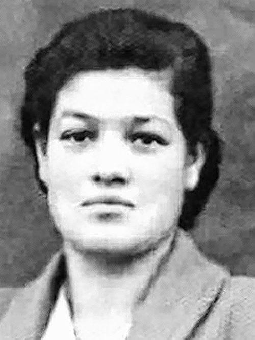 BUFALINO, Angela (Milazzo)